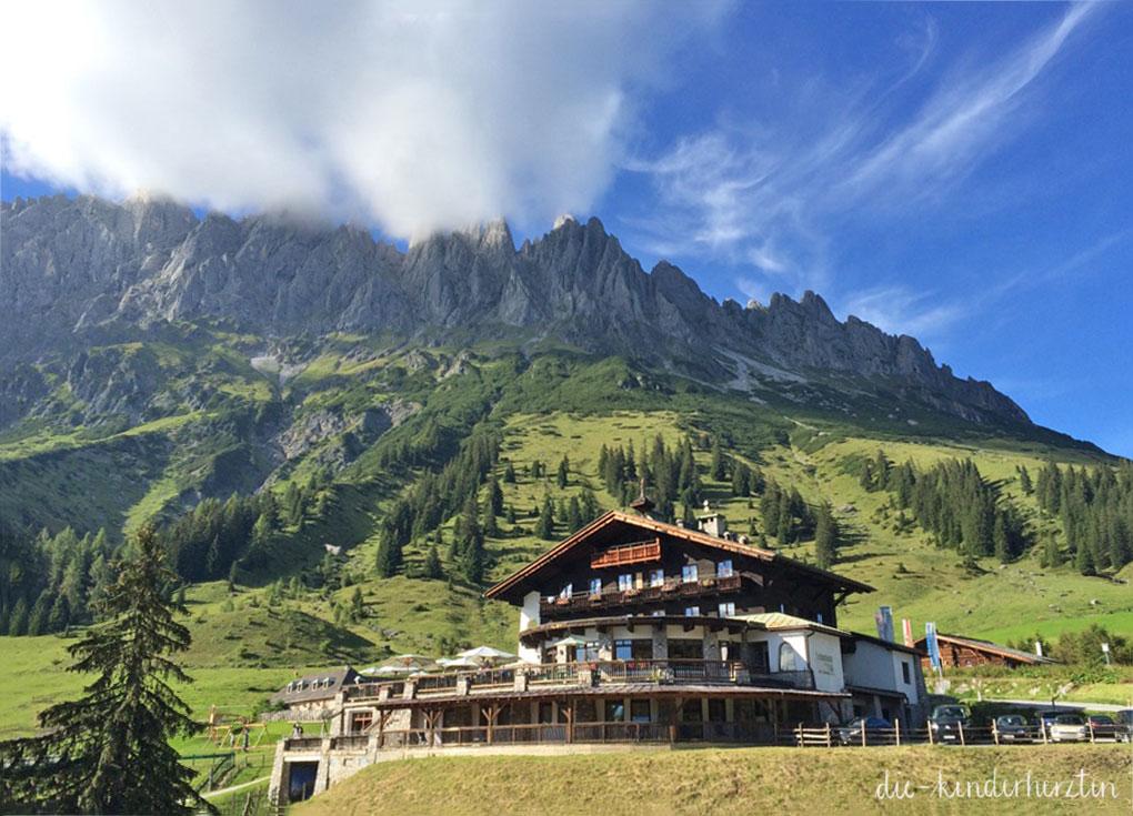 Arthurhaus Fernweh Reisen Österreich Berghotel Berge