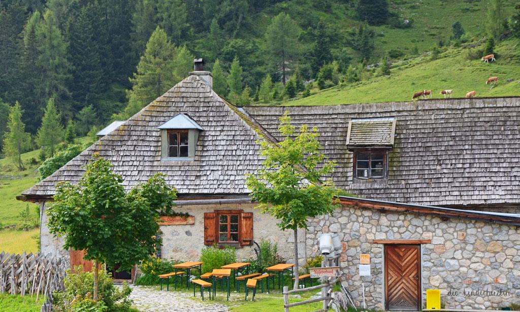 Arthurhaus Fernweh Reisen Österreich Sennerei Schweizerhütte