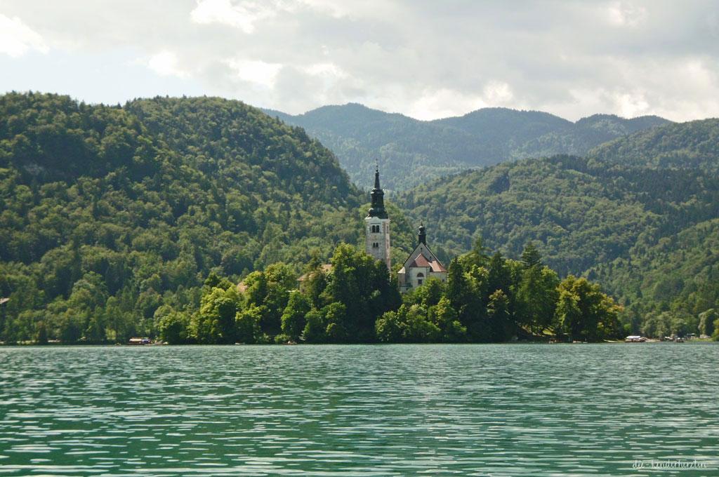 Bled Fernweh Reisen mit Kindern Slowenien Bleder See Marienkirche