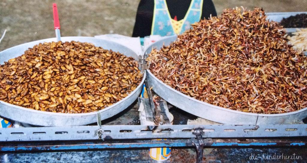 Reise Thailand Frittiertes