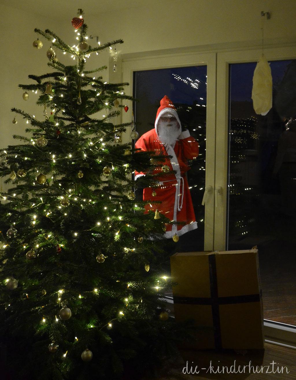Weihnachten 2017 HoHoHo der Weihnachtsmann kommt die-kinderherztin