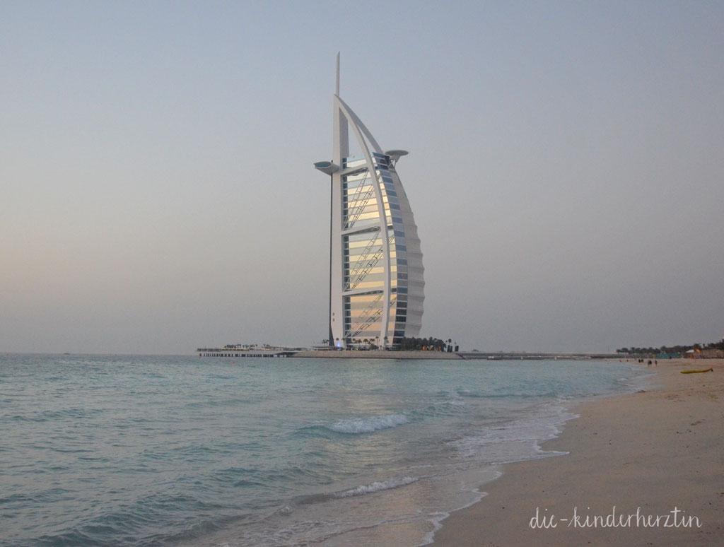 Dubai Strand Burj al Arab