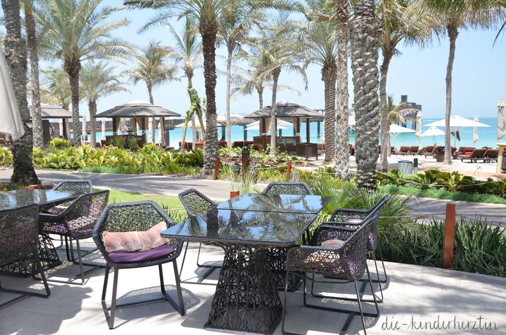 Dubai Dar al Masyaf Unterkunft Außenbereich