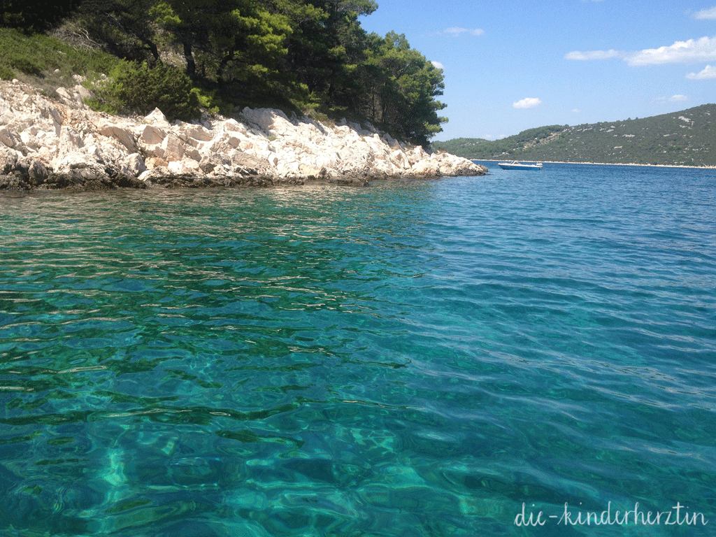 Kroatien Meer und Küste