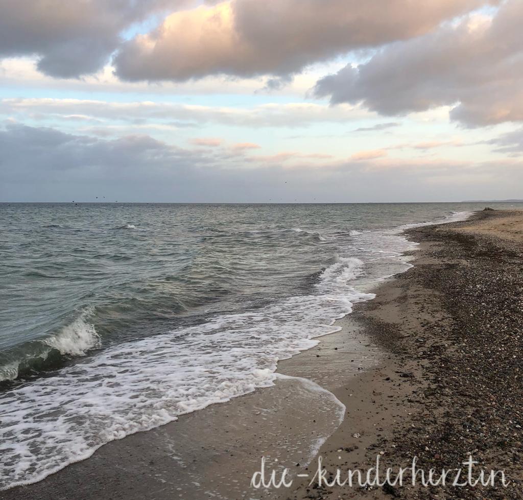 Kleine Helfer gegen Erkältungen: das Meer